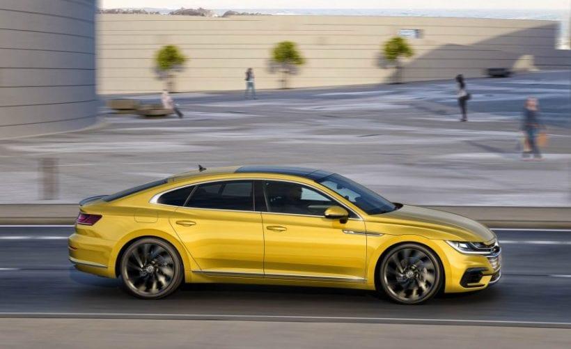 2018 Volkswagen Arteon Price Design Interior Specs
