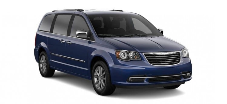 2016 Chrysler Town&Country