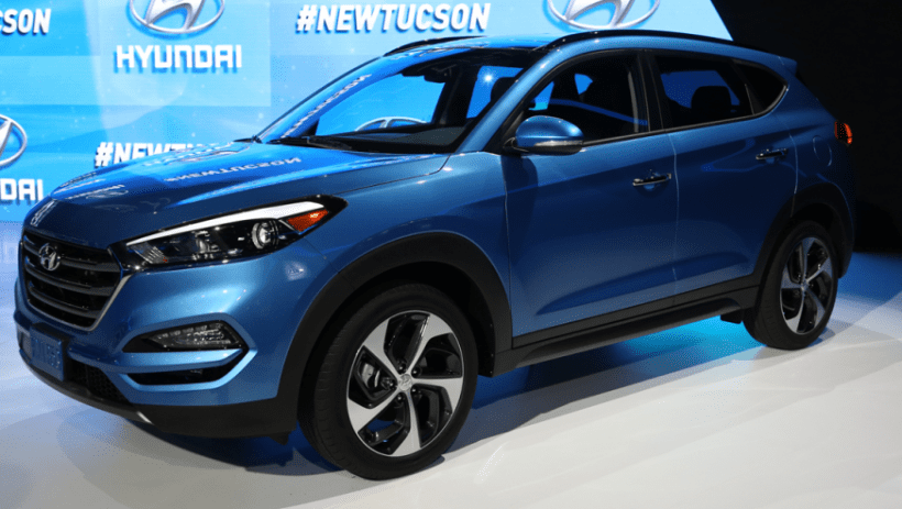 2016 hyundai tucson price specs redesign interior. Black Bedroom Furniture Sets. Home Design Ideas