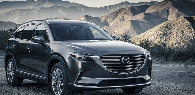 2016 mazda cx 9 review release date price. Black Bedroom Furniture Sets. Home Design Ideas