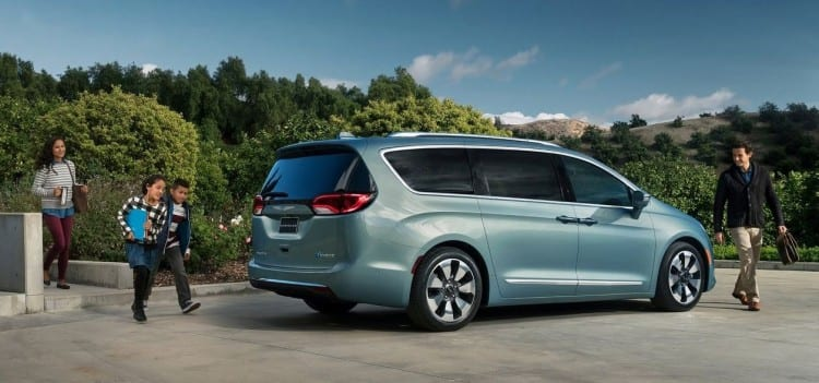 2017 Chrysler Pacifica Family Oriented Minivan