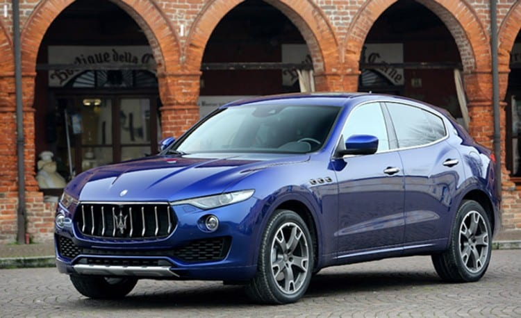 2017 maserati levante price performance interior. Black Bedroom Furniture Sets. Home Design Ideas