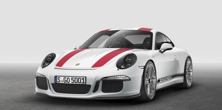 2017 Porsche 911 R12