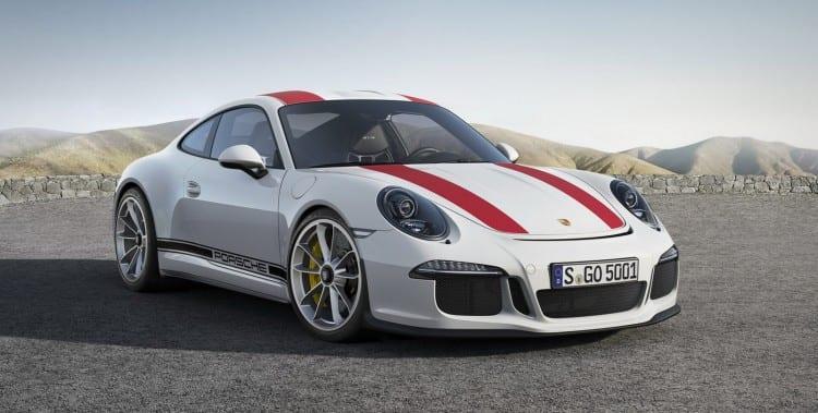 2017 Porsche 911 R7
