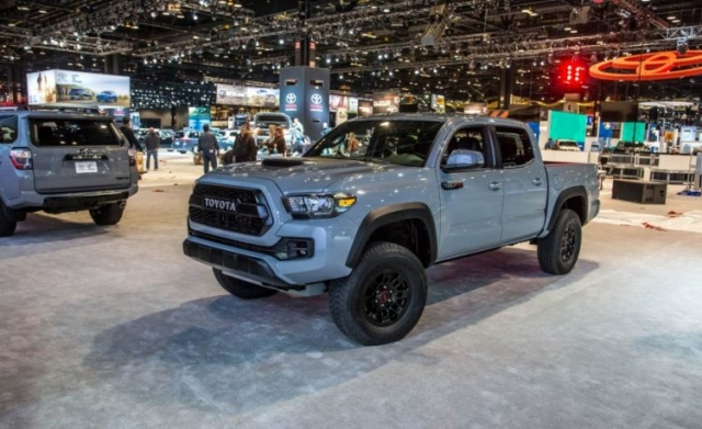 2017 Toyota Ta a TRD Pro Review Price & Release Date