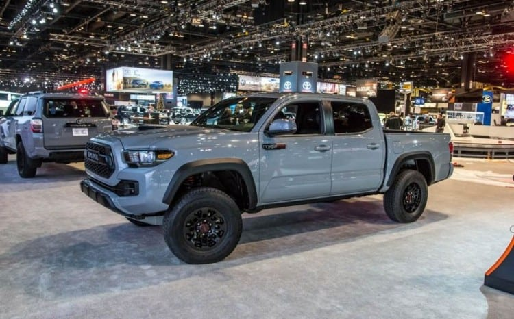 2017 Toyota Tacoma TRD Pro Review, Price & Release Date