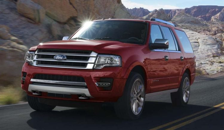 2016 Ford Expedition Review Specs Release Date Price Interior