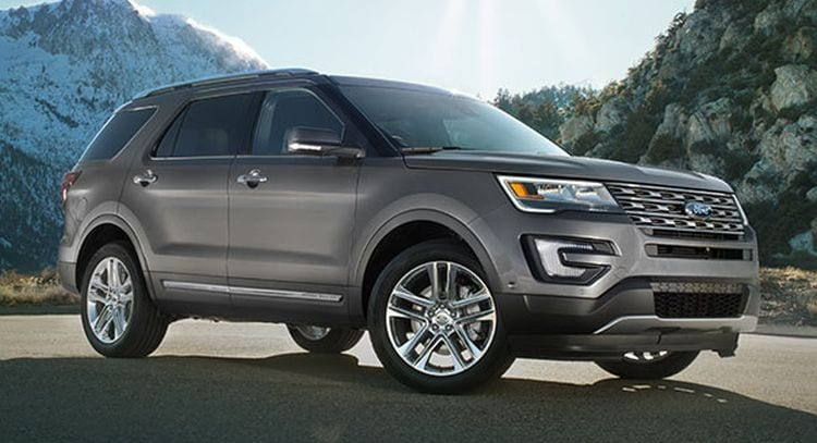 Ford Edge Towing Capacity >> 2016 Ford Explorer Interior,Colors,Specs,Price,Design