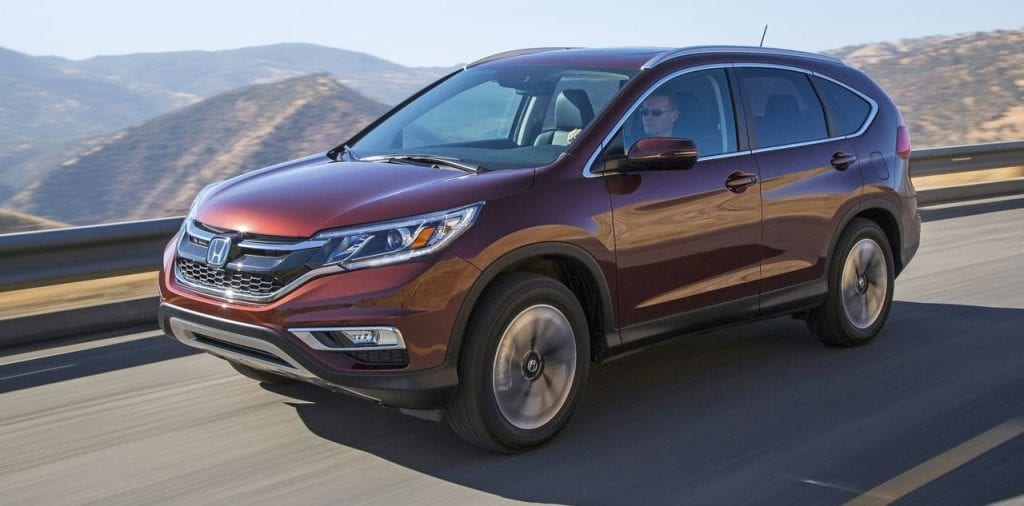 2016 honda cr v review specs price performance. Black Bedroom Furniture Sets. Home Design Ideas
