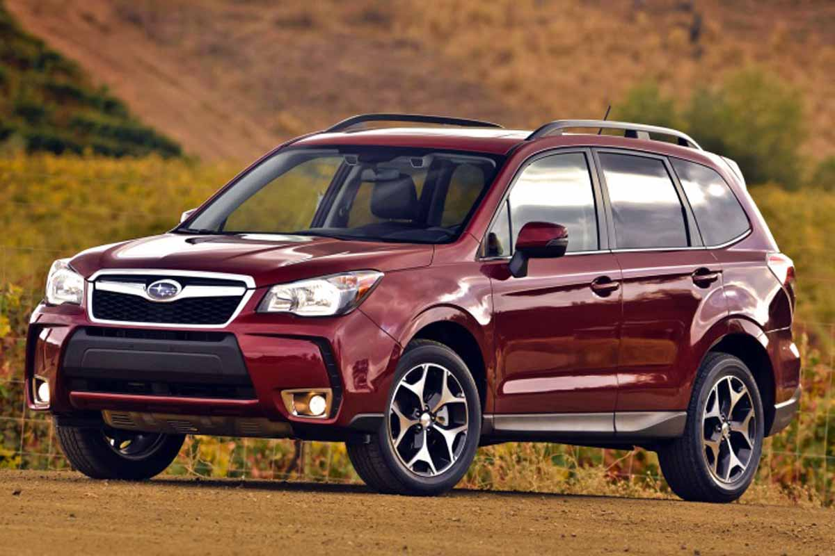 2016 subaru forester price engine safety specs. Black Bedroom Furniture Sets. Home Design Ideas