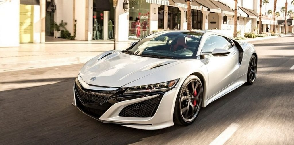 Honda Nsx Concept Interior And Exterior Review | 2017 - 2018 Best Cars ...