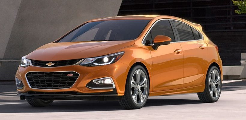 2017 chevrolet cruze price review specs. Black Bedroom Furniture Sets. Home Design Ideas