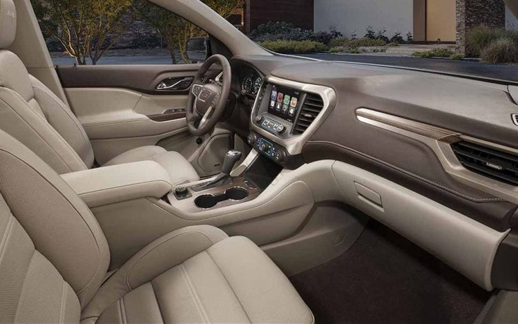 2017 gmc acadia price engine interior exterior. Black Bedroom Furniture Sets. Home Design Ideas