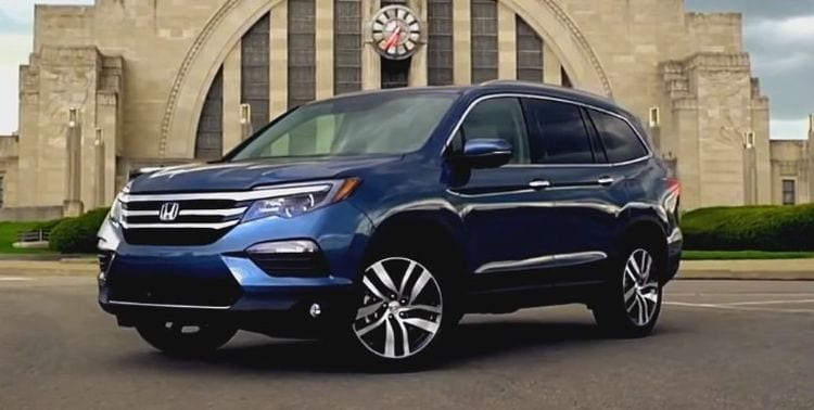 2017 honda pilot third generation of the popular honda suv for 2017 honda pilot interior