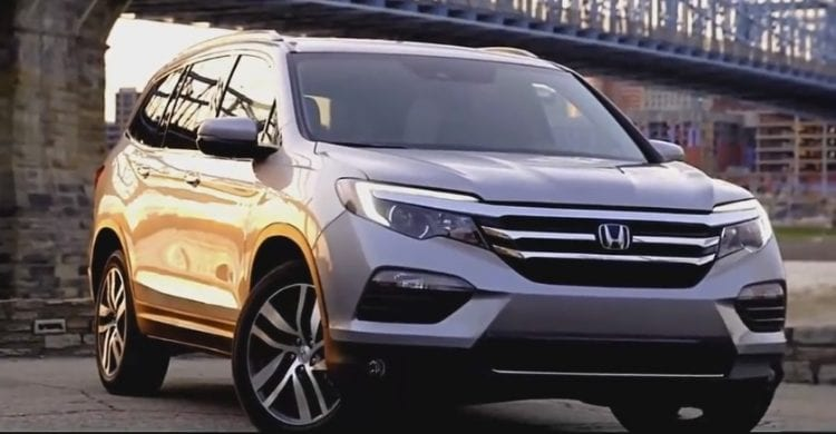2017 Honda Pilot Redesign Review Performance