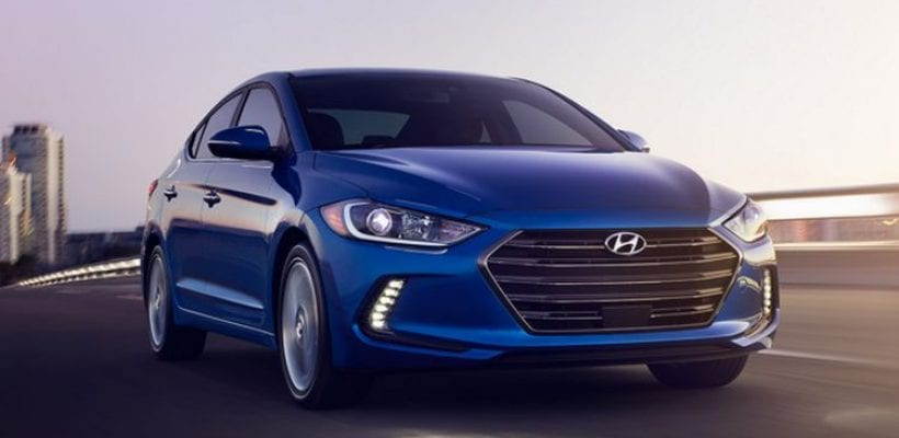 2017 hyundai elantra review interior price release date. Black Bedroom Furniture Sets. Home Design Ideas