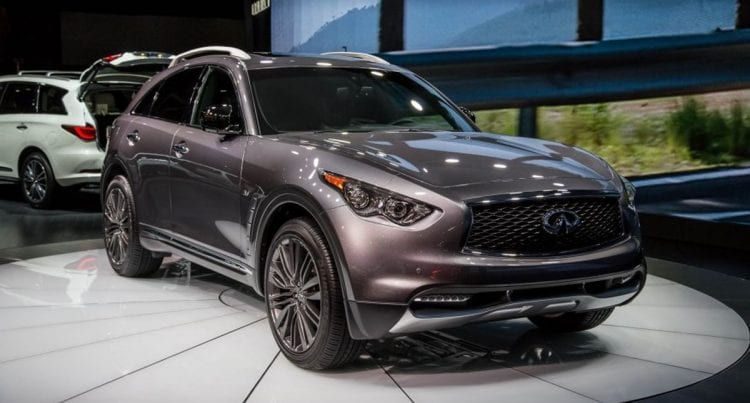 2017 infiniti qx70 redesign photos review interior specs. Black Bedroom Furniture Sets. Home Design Ideas