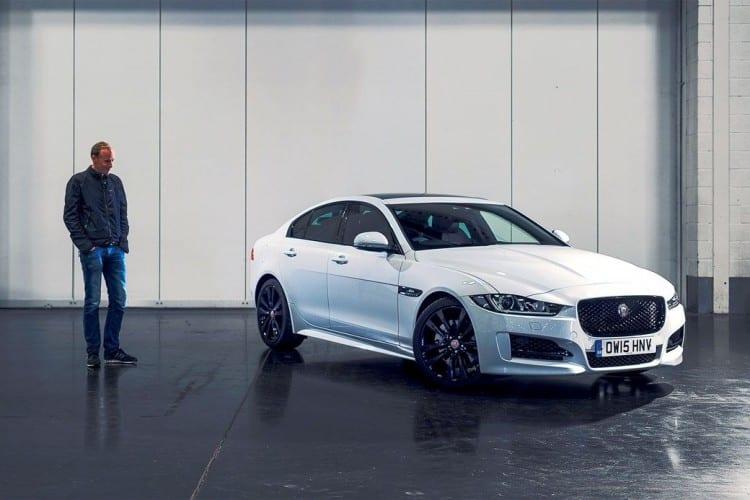 2017 Jaguar XE front view 2