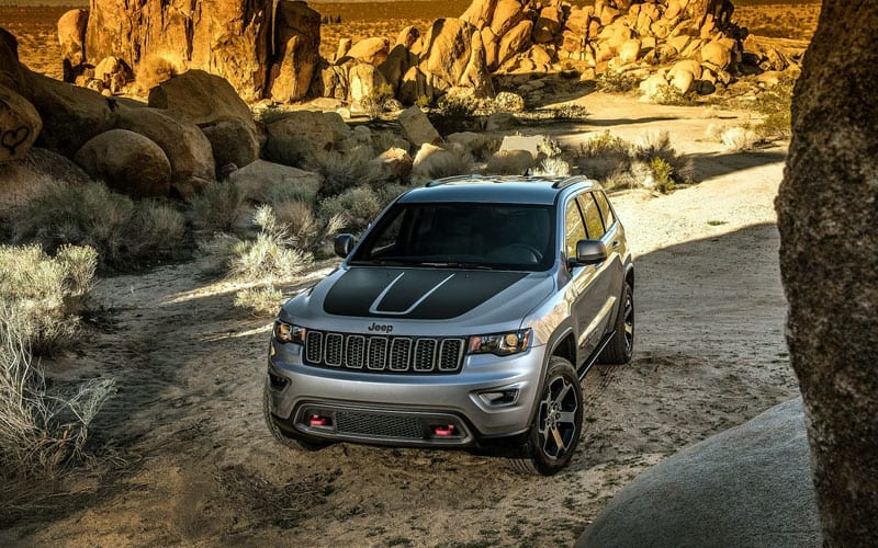 2017 jeep grand cherokee trailhawk perfect off road vehicle. Black Bedroom Furniture Sets. Home Design Ideas