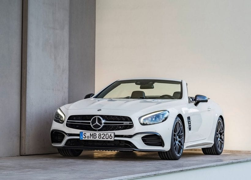 2017 mercedes benz sl63 amg price specs colors review hp for Mercedes benz sl amg price