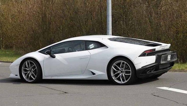 2018 Lamborghini Huracan Superleggera