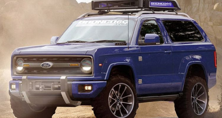 Ford Bronco 2020 Release Date | Release Date, Price And Specs