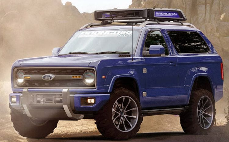 Ford Bronco 2020 | New Bronco is Confirmed - Release Date ...