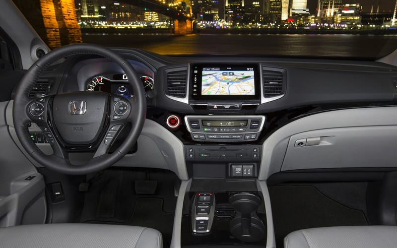 2017 Honda Pilot Third Generation Of The Popular Honda Suv