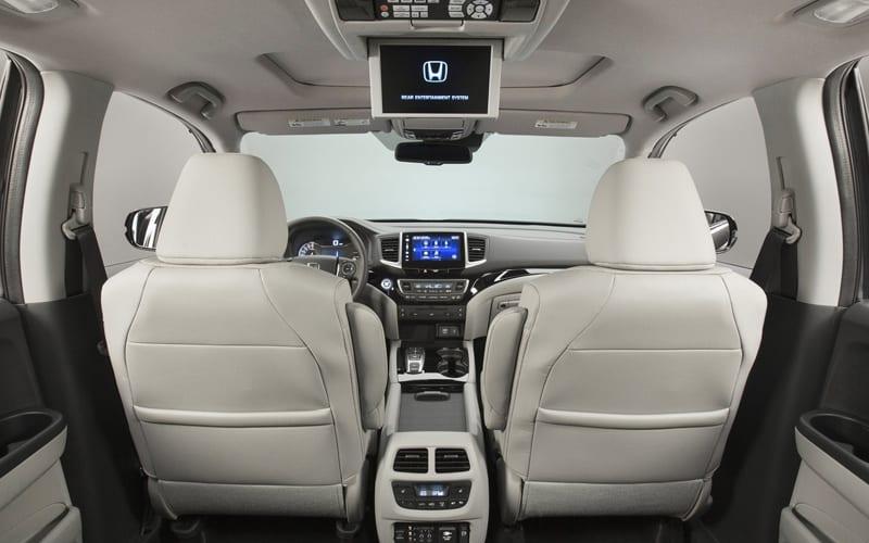 Honda Pilot 2015 Interior