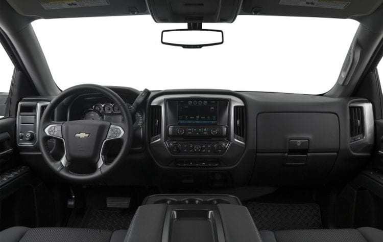 2016 Chevrolet Silverado 1500 Interior Changes Specs Price