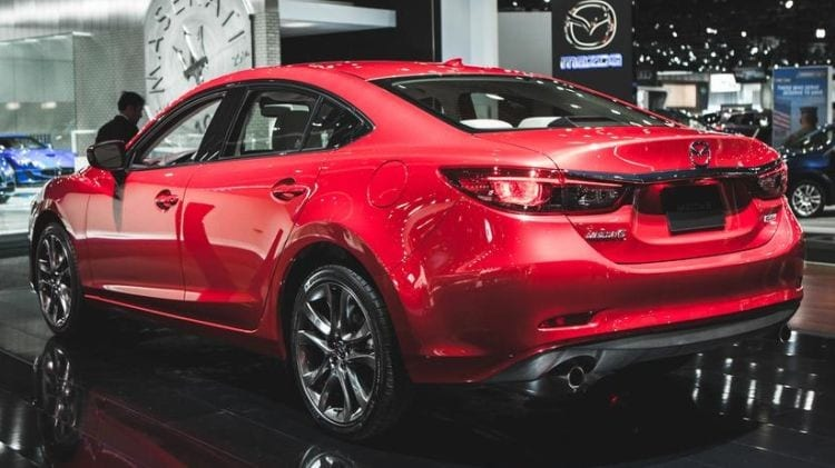 2016 mazda mazda6 price specs design review. Black Bedroom Furniture Sets. Home Design Ideas