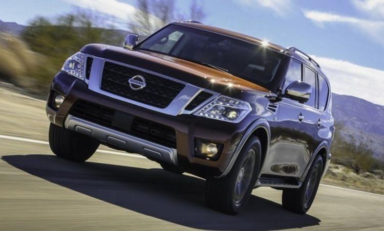 New Nissan Armada