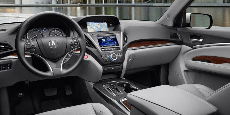2016 Acura Mdx Price Design Interior Exterior