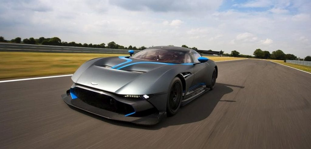 2016 Aston Martin Vulcan Price Specs Review