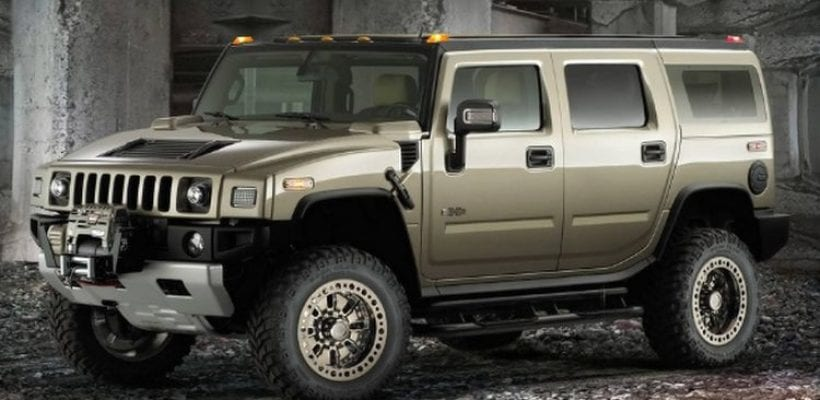 2016 hummer h2 release date price specs. Black Bedroom Furniture Sets. Home Design Ideas