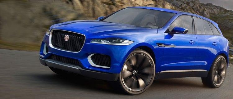 2016 Jaguar C-X17