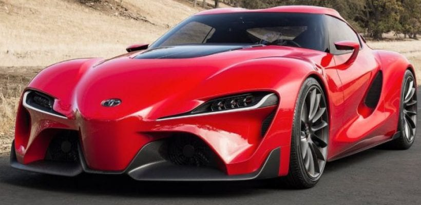 2016 Toyota FT-1 Price, Specs, Release Date