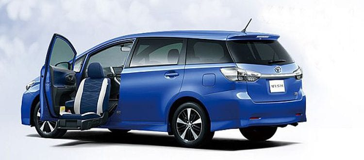 2016 Toyota Wish Release date, Price, Engine, Specs