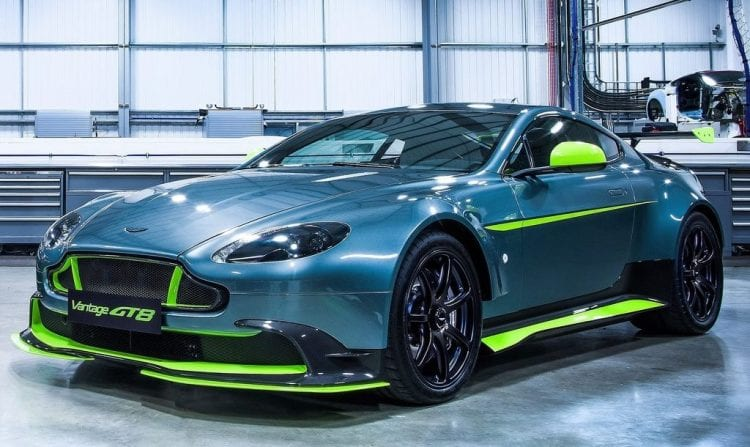 Aston Martin Vantage GT8, Source: netcarshow.com