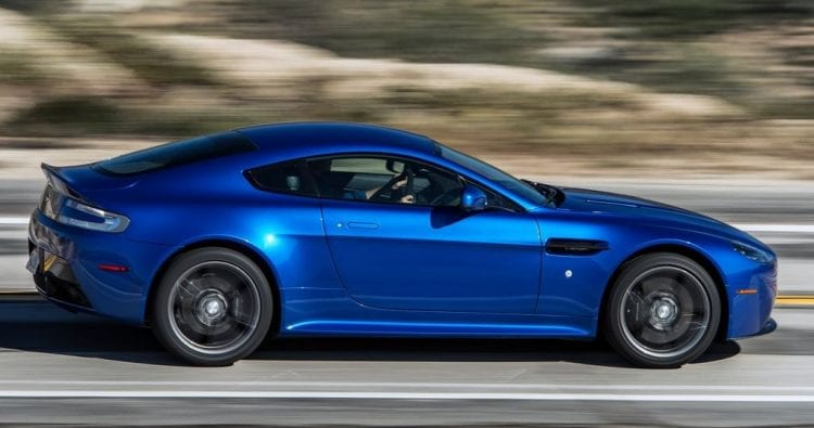 Aston Martin Vantage GTS, Source: netcarshow.com