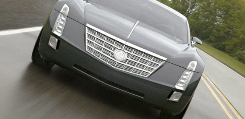 2017 Cadillac Eldorado Price Release date Design