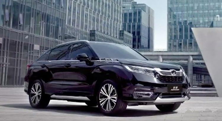2017 Honda Avancier Review, Crossover, Interior, Engine, Specs