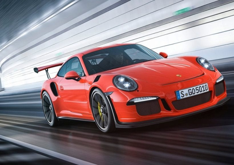 2017 Porsche 911 Gt3 Pictures Review Pictures Specs Price