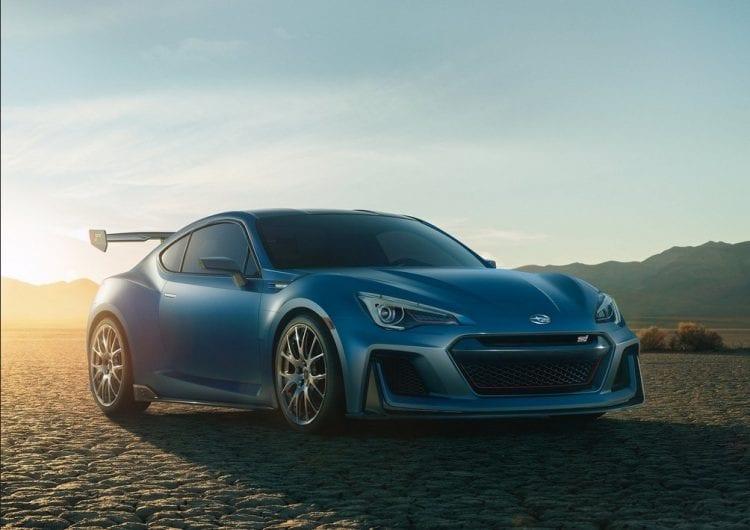 2017 Subaru BRZ – Facelift, but No Turbo?!