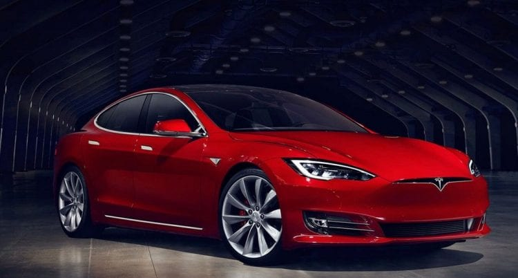 2017 Tesla Model S - rumors about engine and mile range