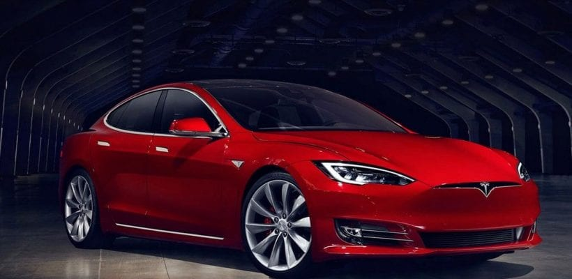 2017 Tesla Model S Rumors About New Design And Changes