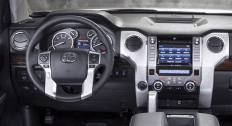 2017 Toyota Tundra Engine, Interior, Release date | Toyota ...