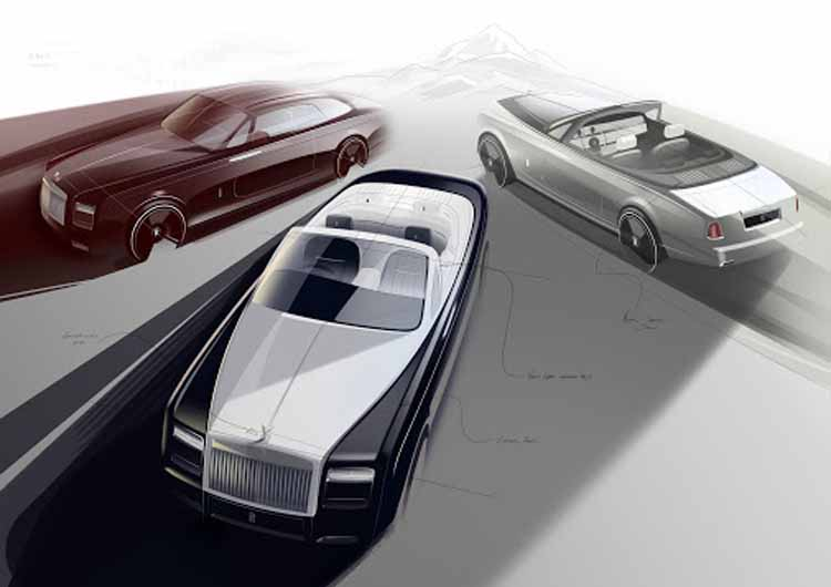 2018 Rolls-Royce Phantom Design, Engine, Interior