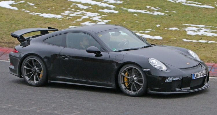 2017 Porsche 911 GT3 Pictures Review Pictures Specs Price