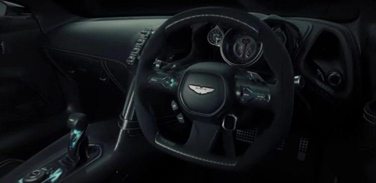 Aston Martin DB10